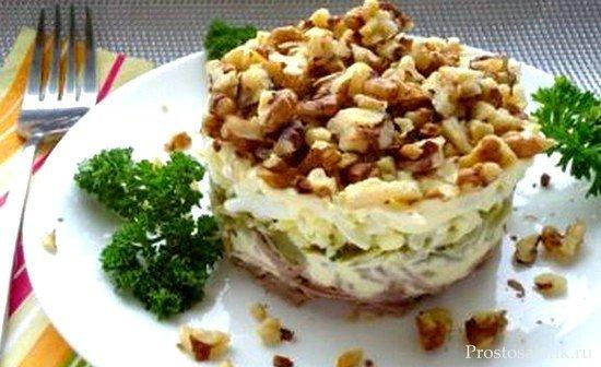 Салат самый вкусный с говядиной с фото 189