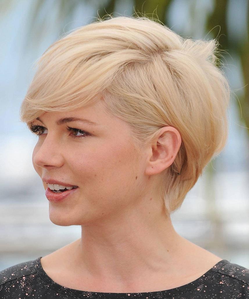 Женские прически для коротких тонких волос