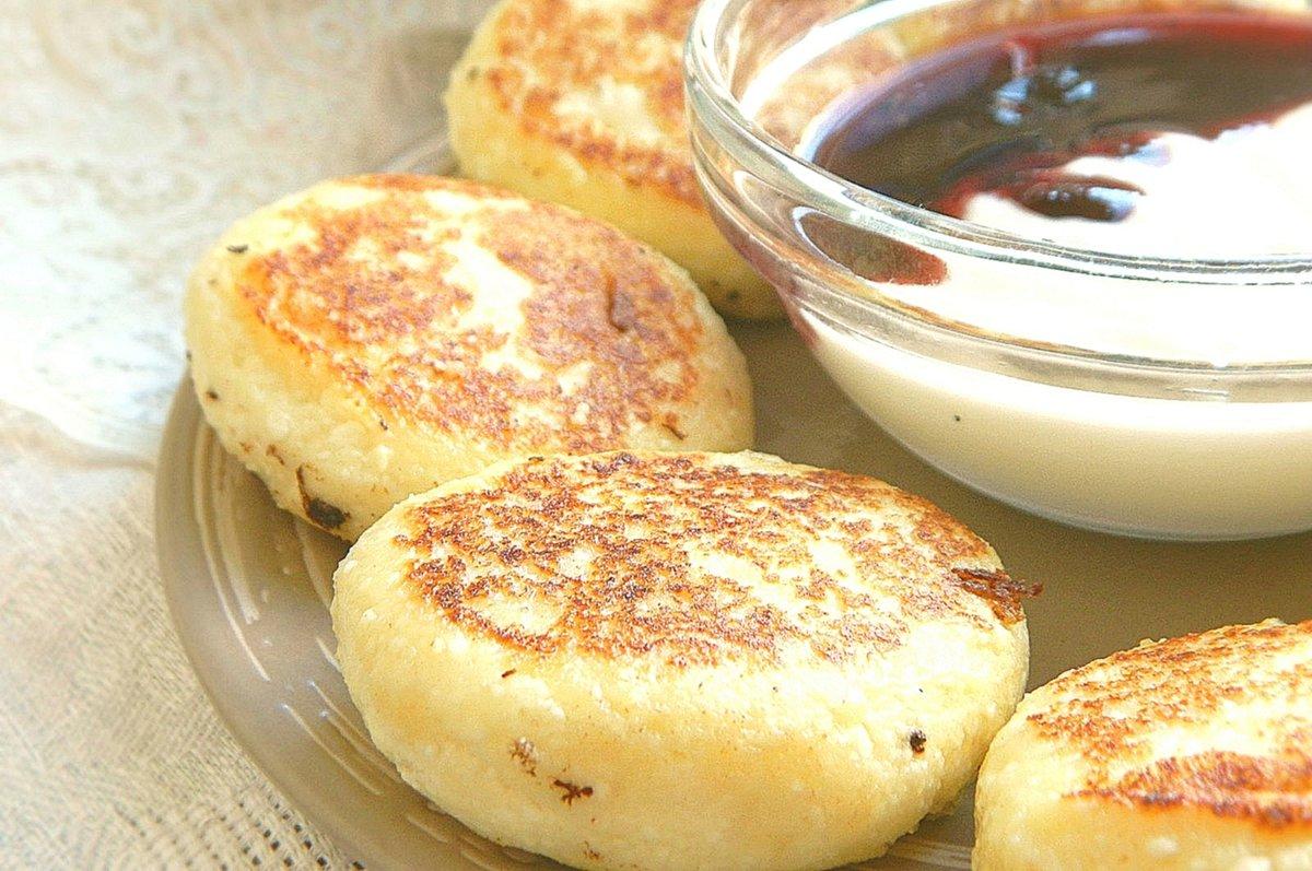 Вкусные и простые сырники рецепт с пошагово