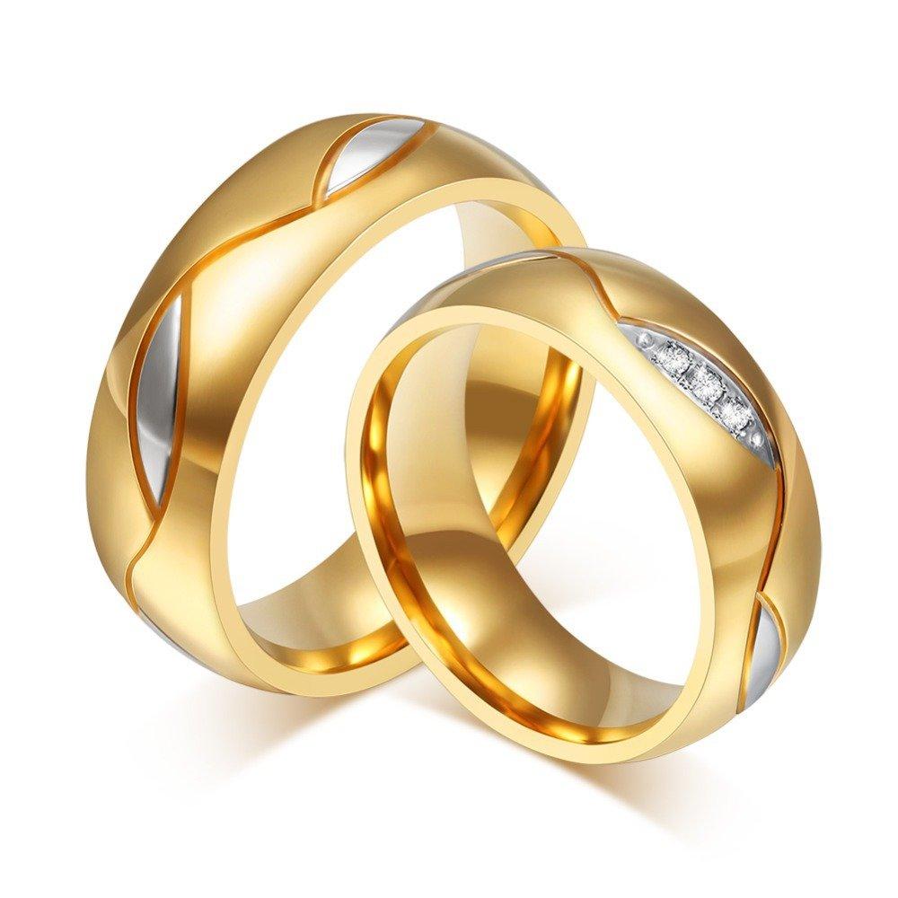 Новые обручальные кольца 2018