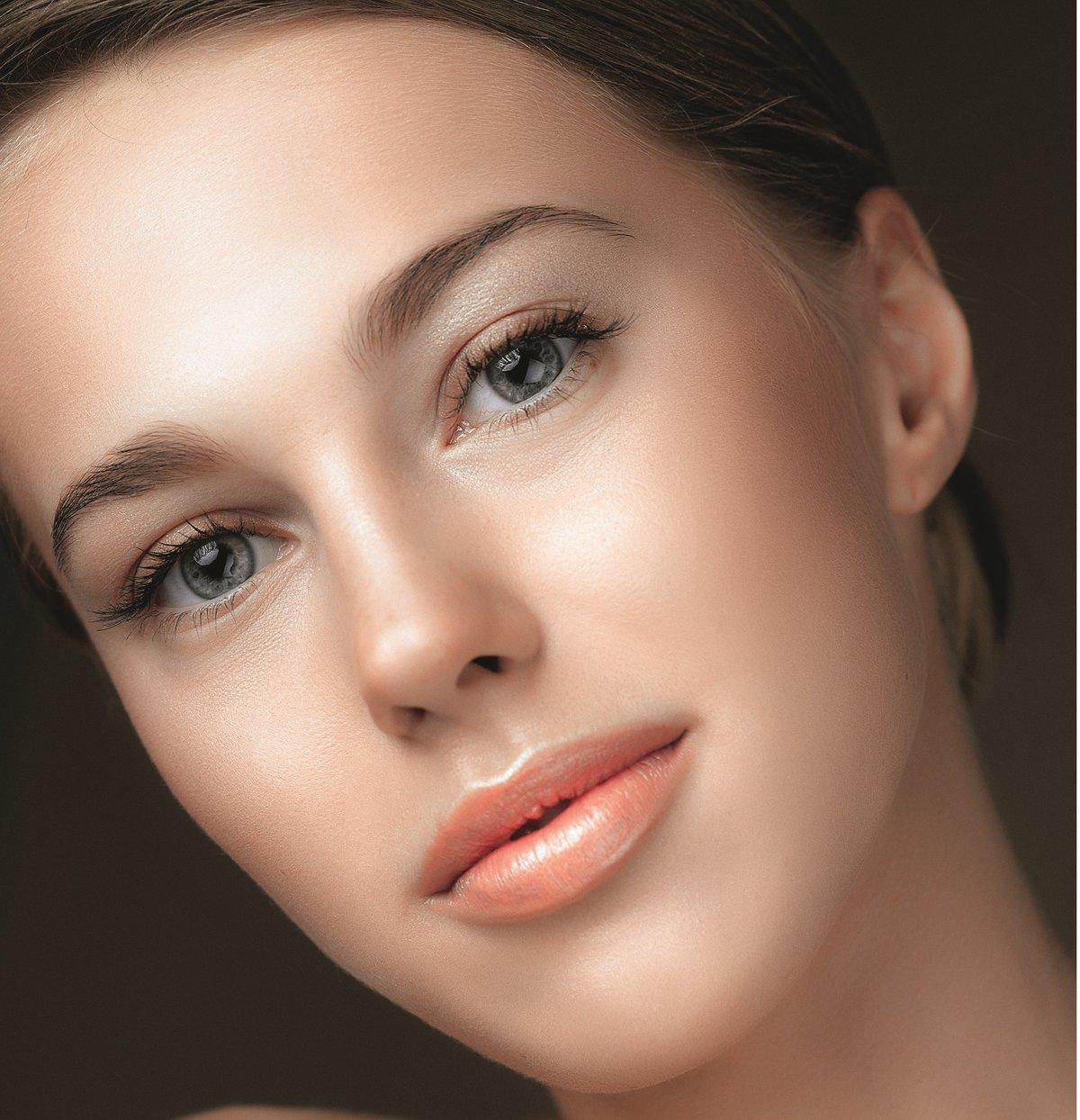 Красивый легкий макияж для фото
