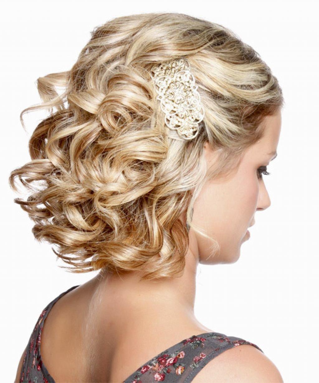 Свадебные и вечерние прически фото для коротких волос