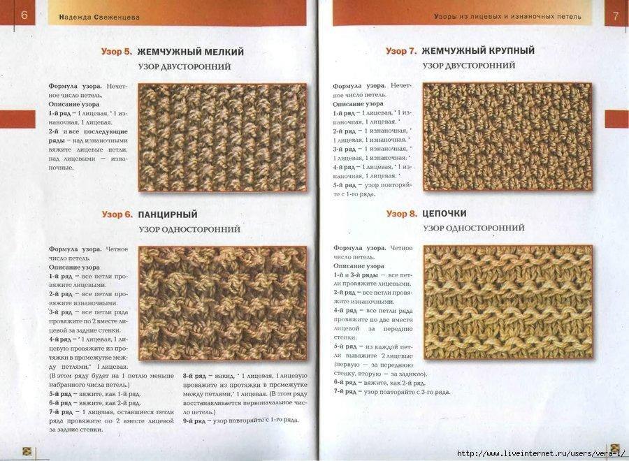 Вязание путанка спицами с рисунками и схемами 90