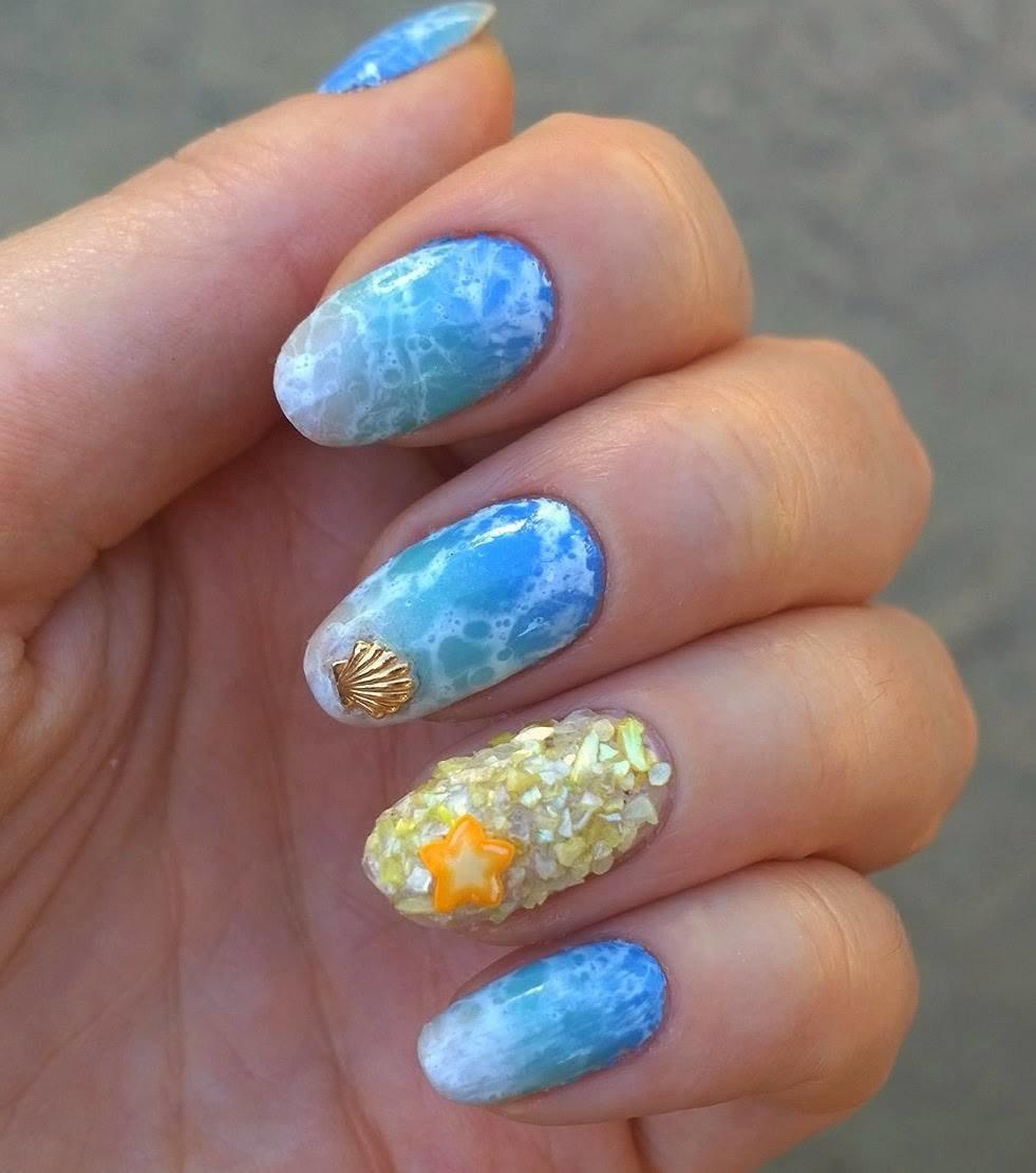 Пошаговые фото маникюра на короткие ногти в домашних условиях