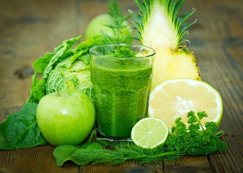 spinat smoothie abnehmen