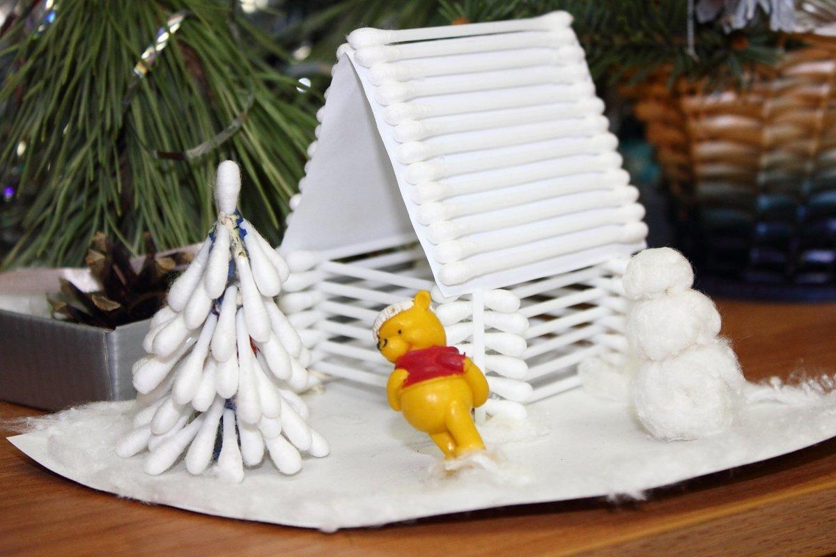Поделки новогодние в детский сад пошагово 59