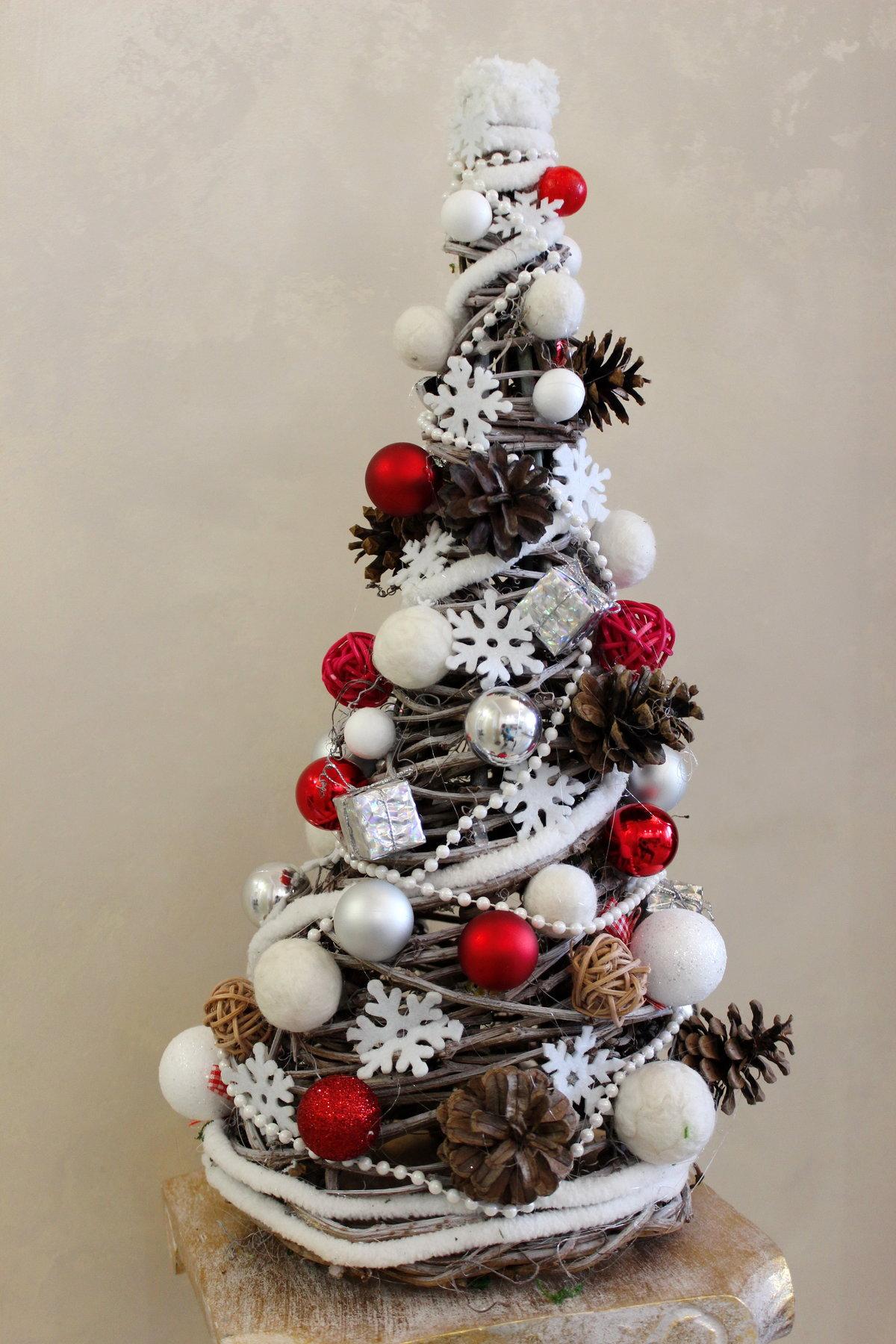 Новогодняя елка с своими руками