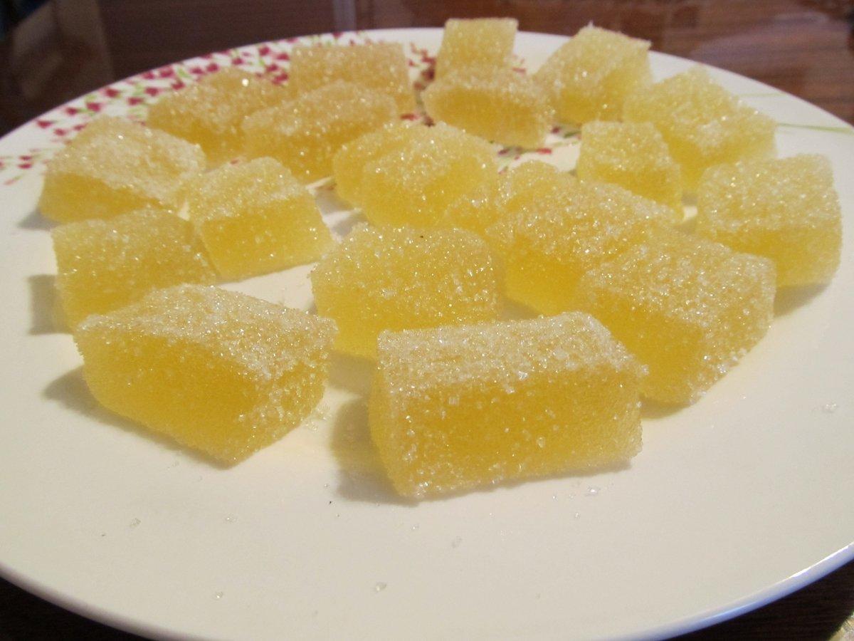Мармелад с желатином в домашних условиях рецепт