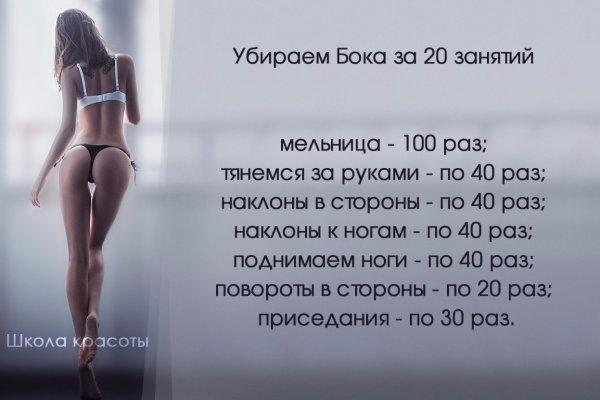Как быстро похудеть на животе и боках