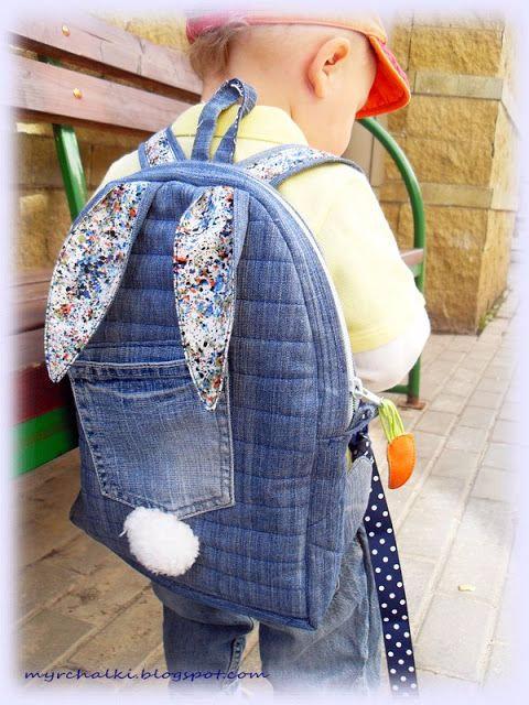 Как сшить ранец в школу своими руками подростку 81
