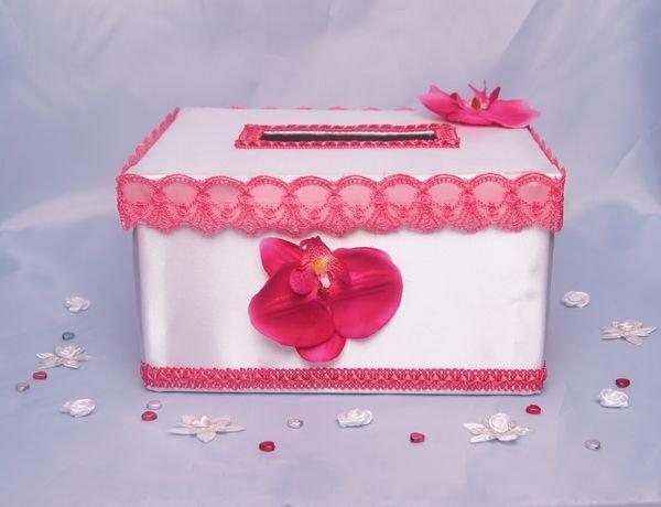 Свадебная казна из коробок своими руками 16