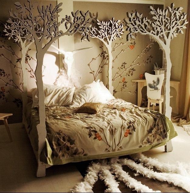 Как сделать декор для спальни своими руками 27