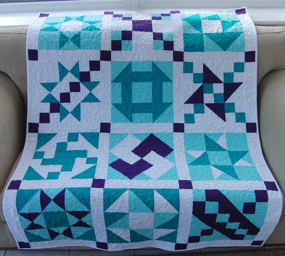 Одеяло пэчворк своими руками мастер класс