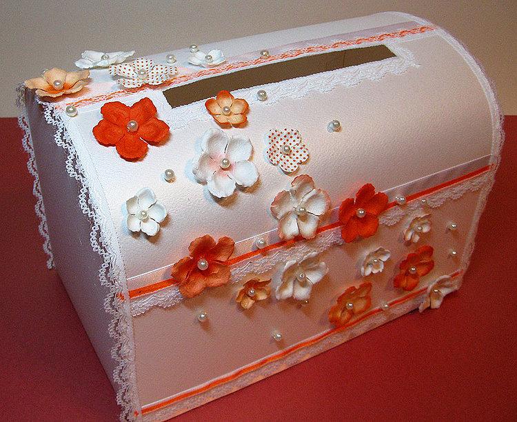 Сундук для денег на свадьбу своими руками из коробки фото 100