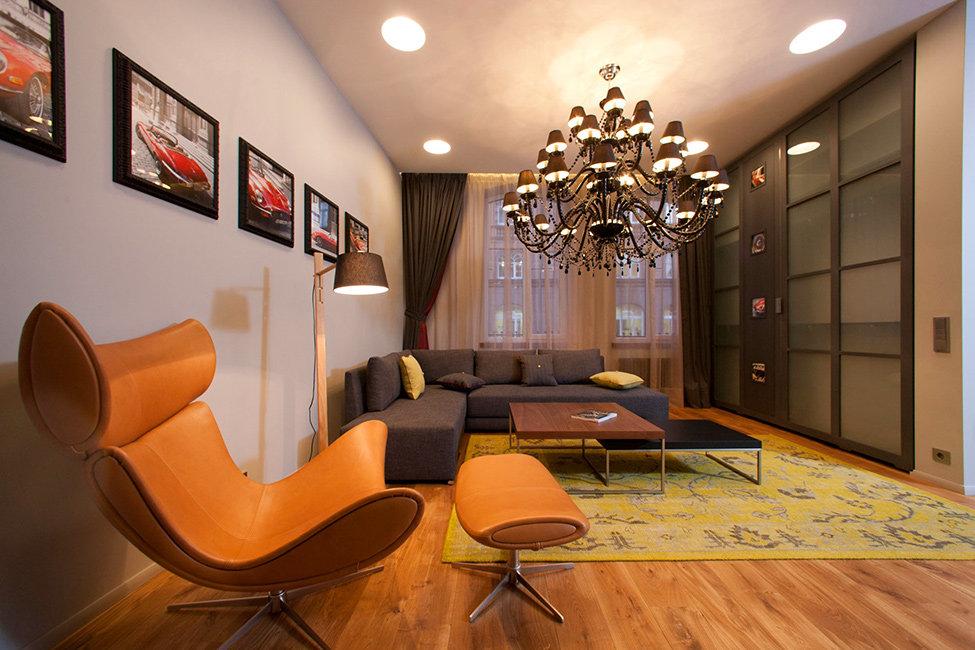 Фото квартиры студии интерьер