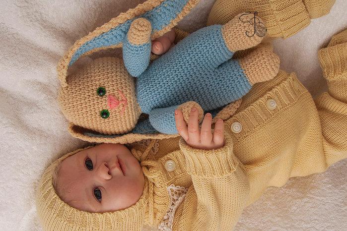 Игрушка для сна ребенка своими руками крючком 49