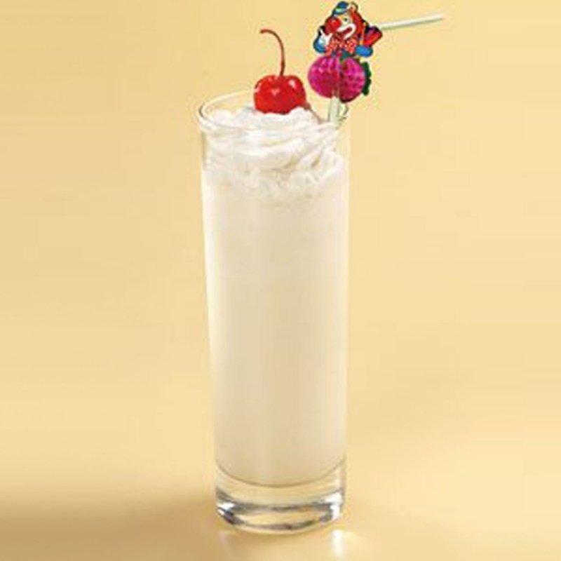 Классический молочный коктейль рецепт