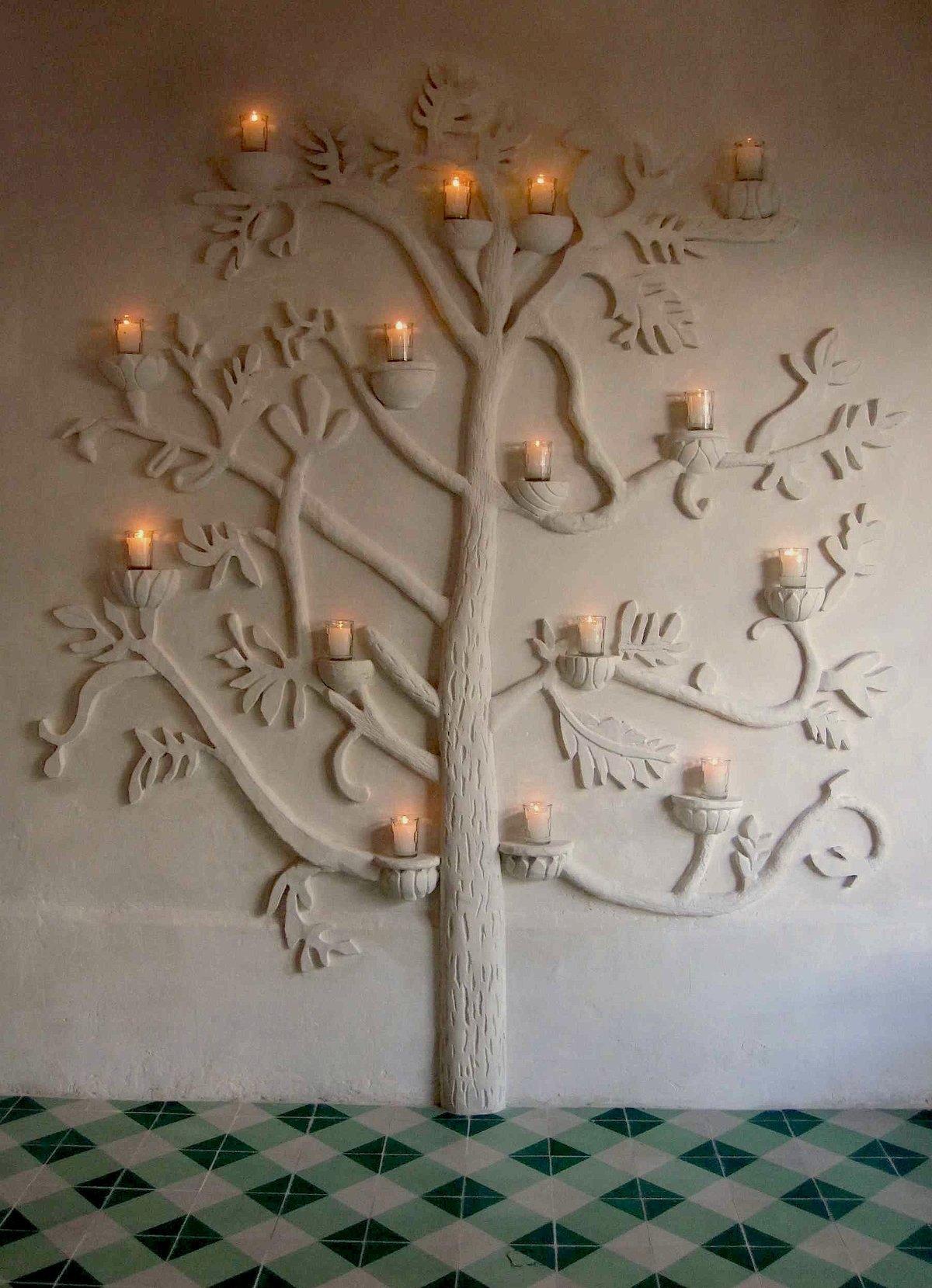 Декорация из пенопласта своими руками 60