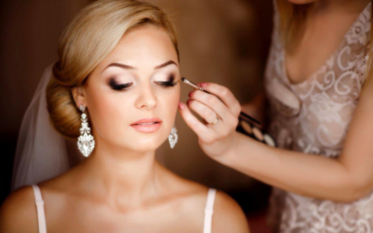 Свадебный макияж от