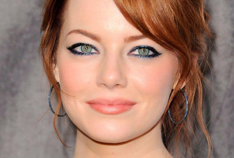 Макияж для глубоко посаженных глаз зеленых глаз