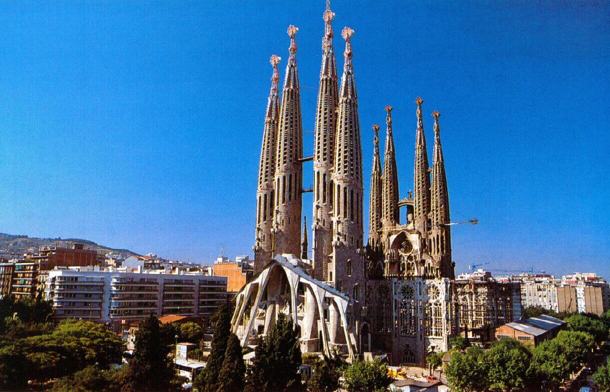 Испания достопримечательности самостоятельно