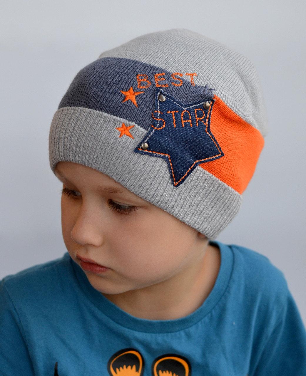 Детские шапочки, шарфики и береты спицами или крючком с