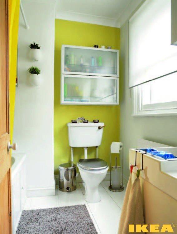 Интерьер ванной икеа фото