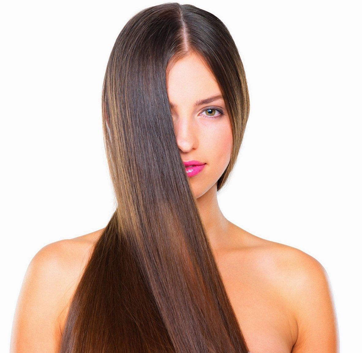 Гладкость волос в домашних условиях