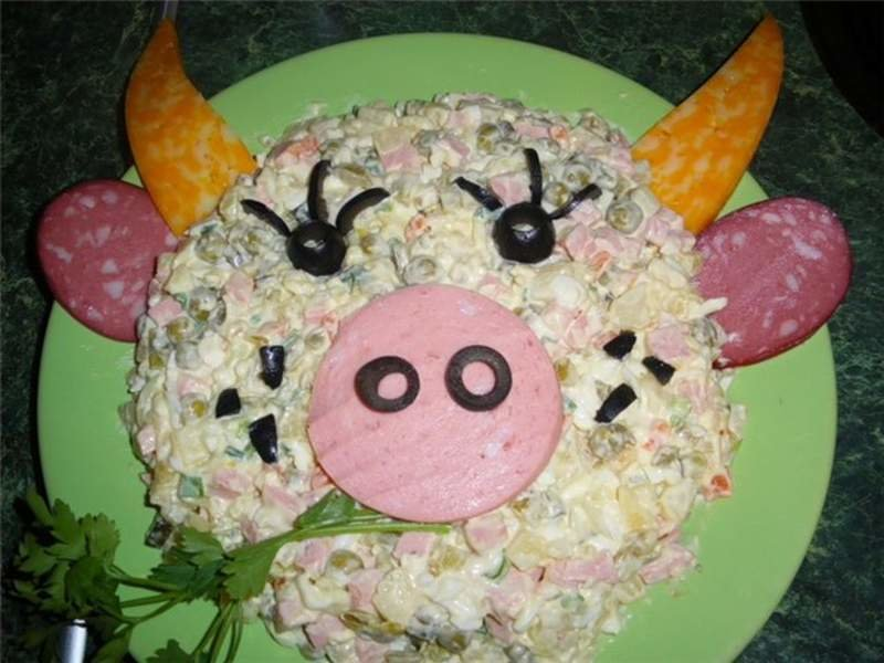 Рецепты на день рождения ребенка своими руками  164