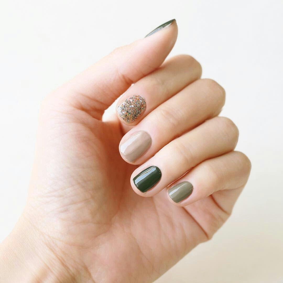 красивые наращивание ногтей фото 2018