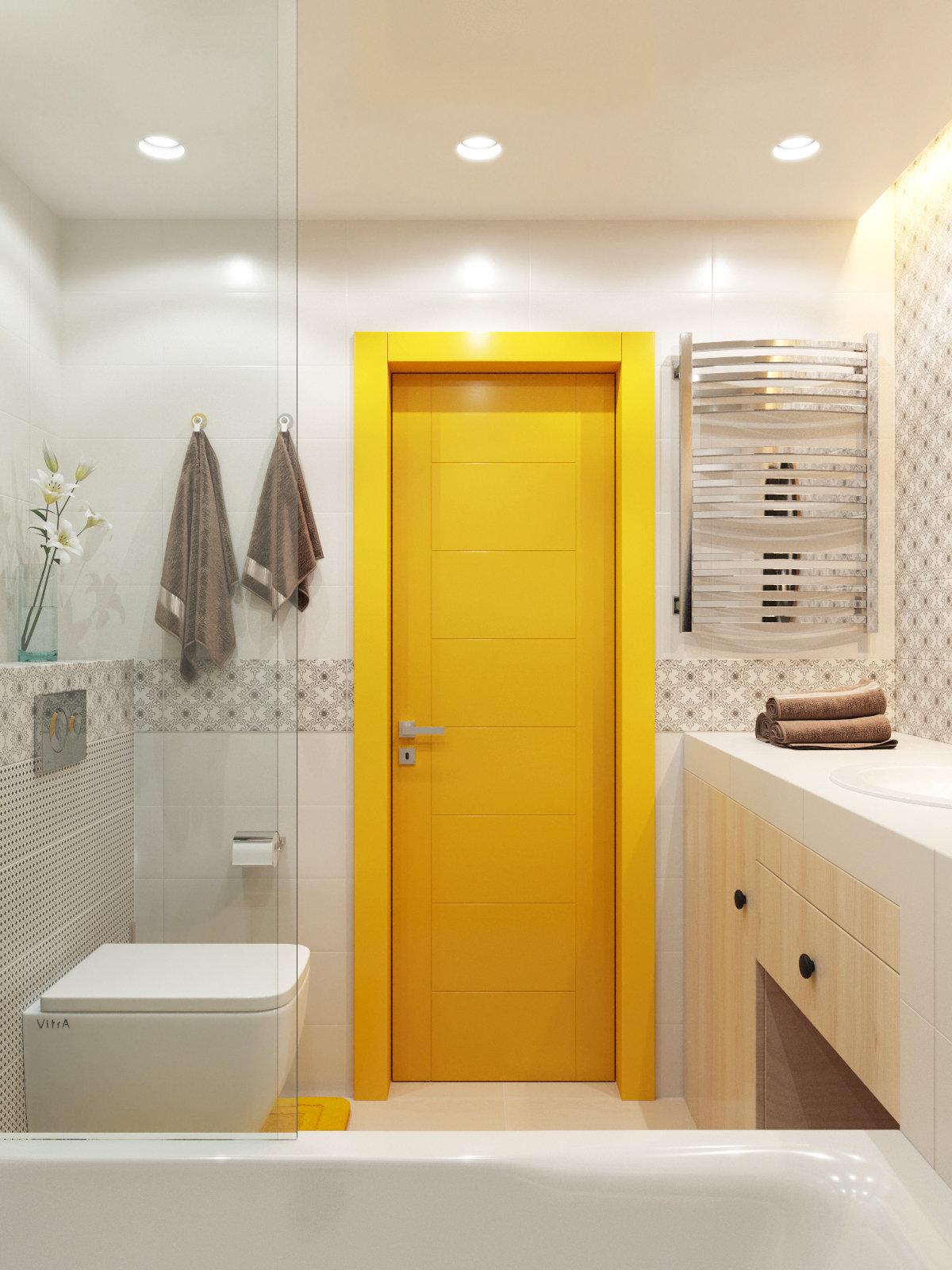 Маленькая ванна без туалета дизайн