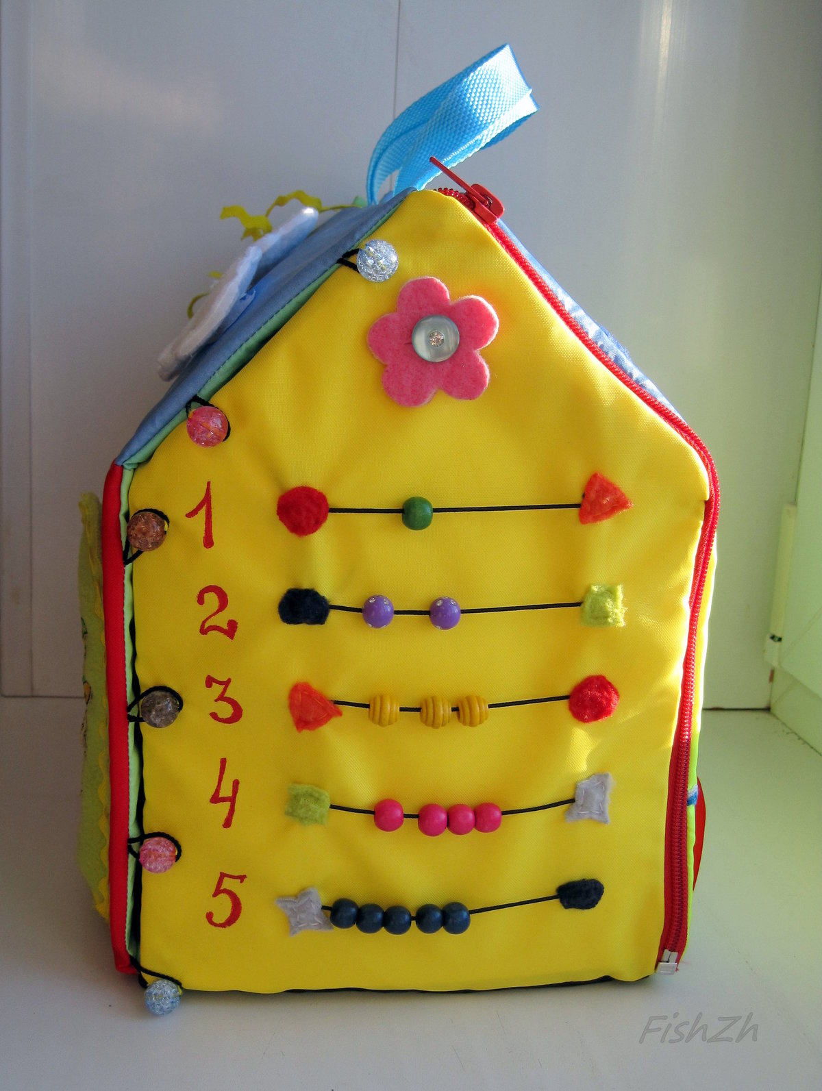 Домик для детей своими руками 1