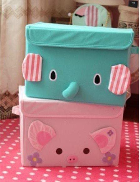 Как сделать коробку для игрушек своими руками из картонной коробки 88