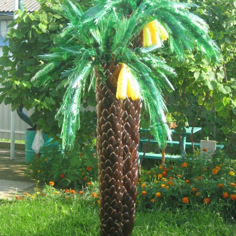 Пальма своими руками поэтапно фото