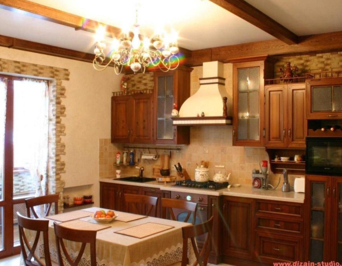 Кухня в собственном доме дизайн