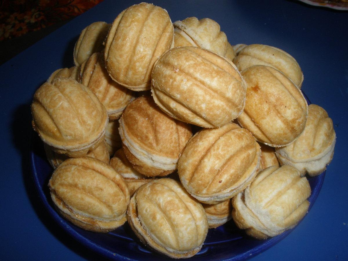 Как сделать тесто для орешков со сгущенкой рецепт с фото