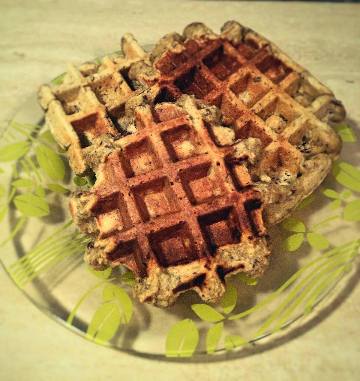 Рецепт вафель пошаговый рецепт
