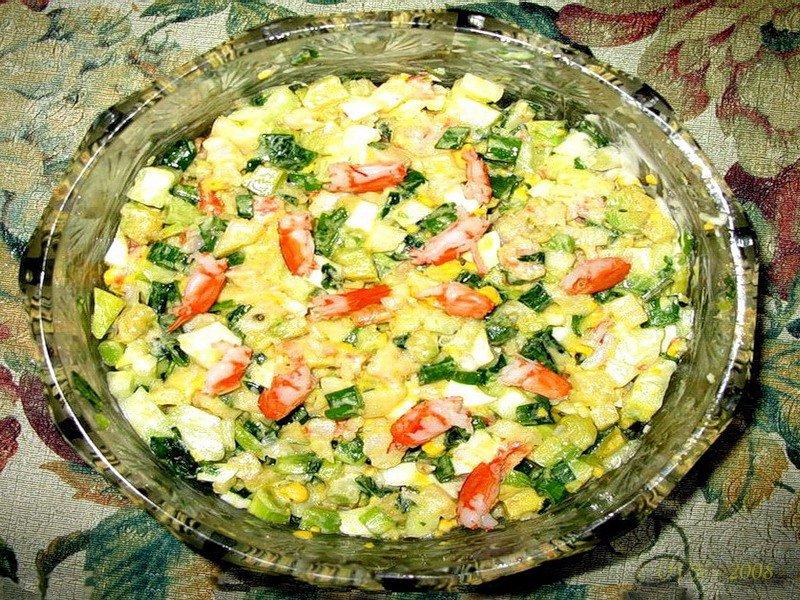 Самый вкусный салат в домашних условиях 84