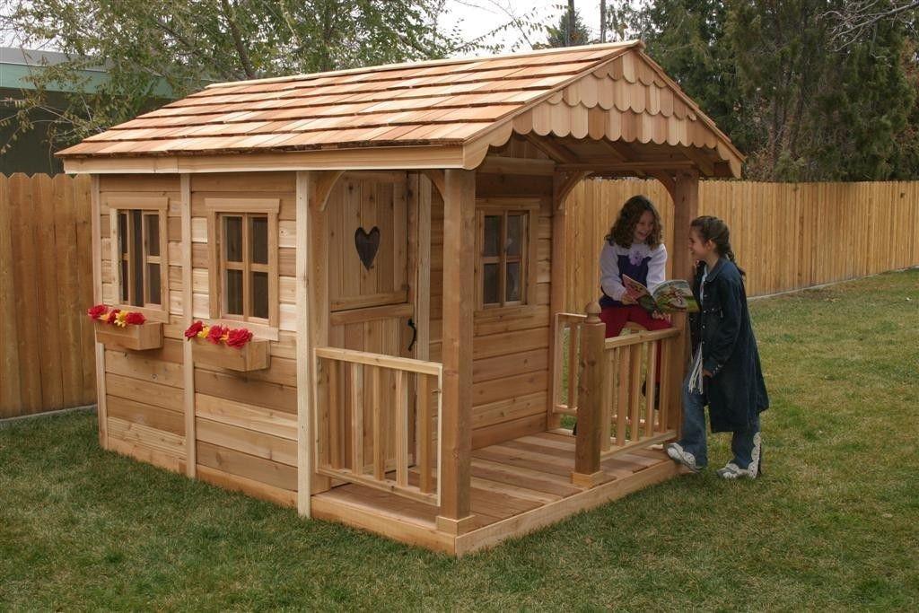Построить домик ребенку на даче своими руками 621