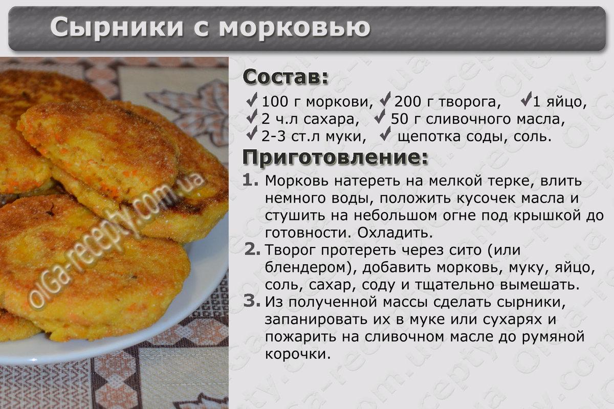 Простой рецепт сырников из творога пошаговый рецепт с фото