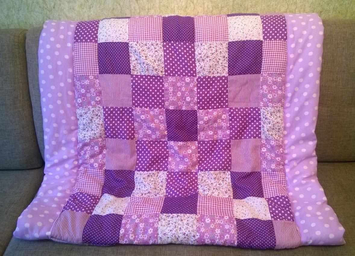 Лоскутное шитье одеяло своими руками 91