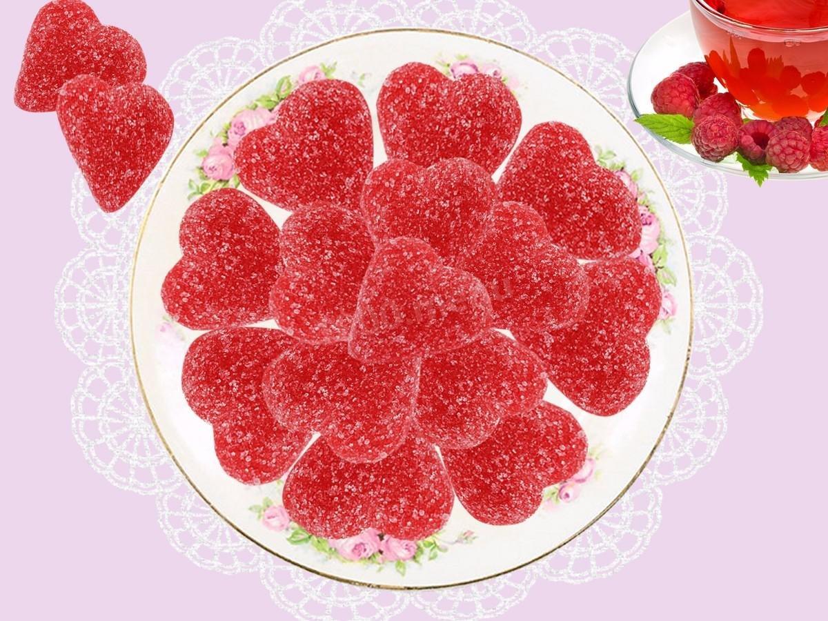 Рецепт желейных конфет в домашних условиях 811
