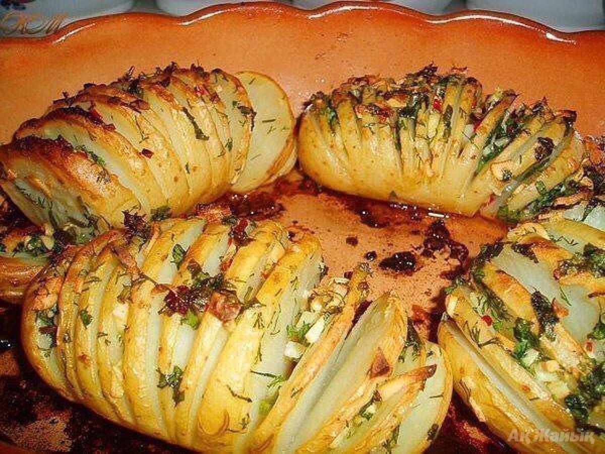Легкие блюда из картофеля рецепты