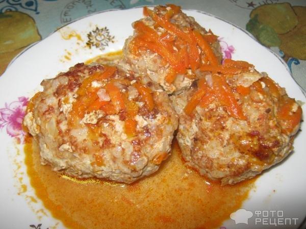 Блюда из куриного фарша рецепт пошагово