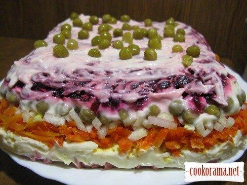 Самый вкусный салат в домашних условиях 129