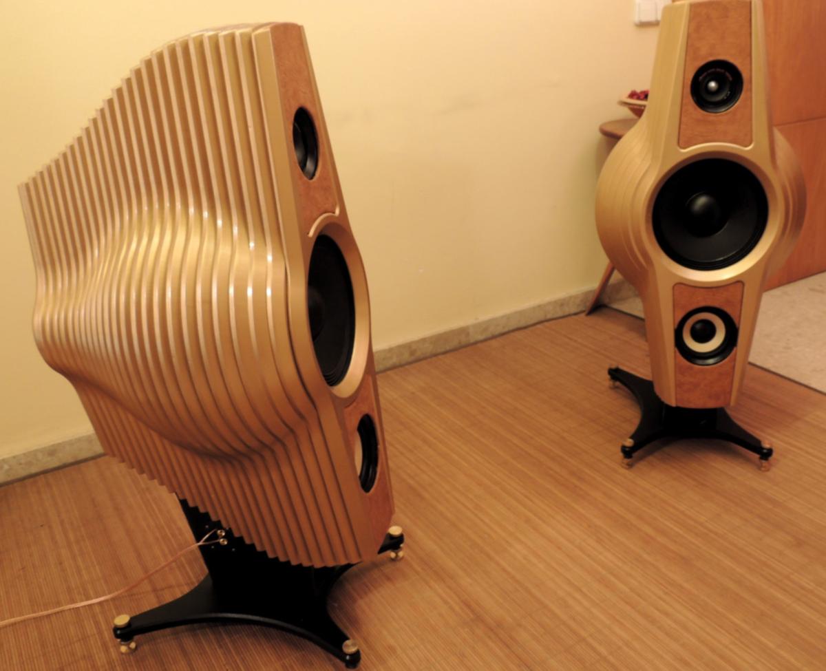 Напольная акустика для дома своими руками 54
