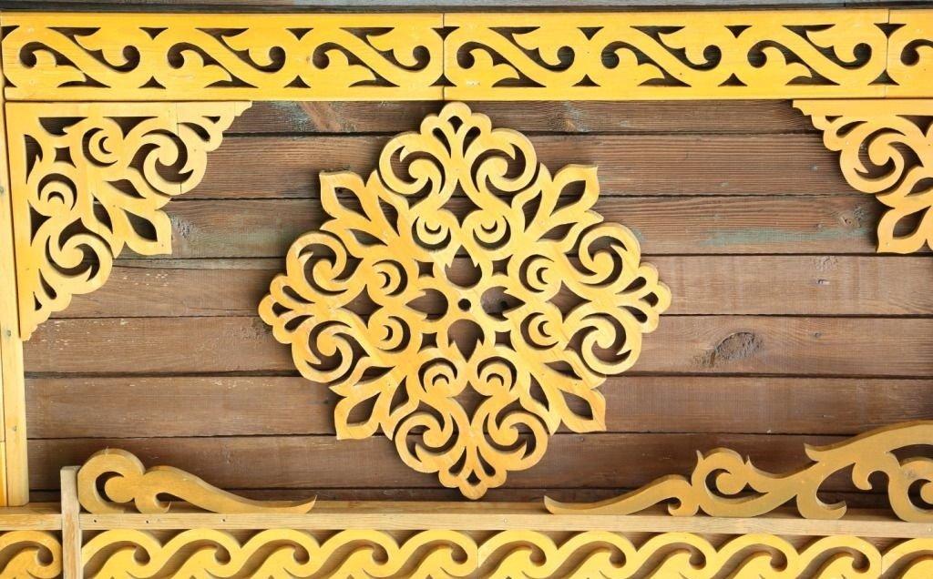 Резной декор из дерева своими руками шаблоны 6