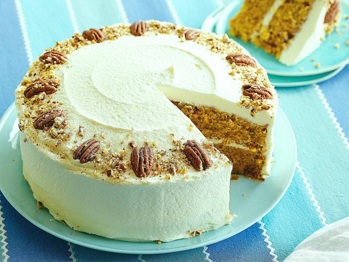 Торт бисквит с крем чизом рецепт