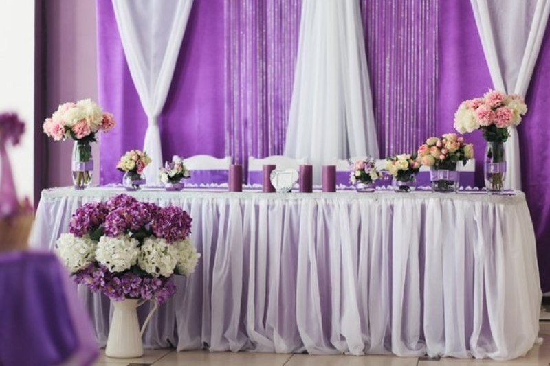 Новинки для оформления свадьбы
