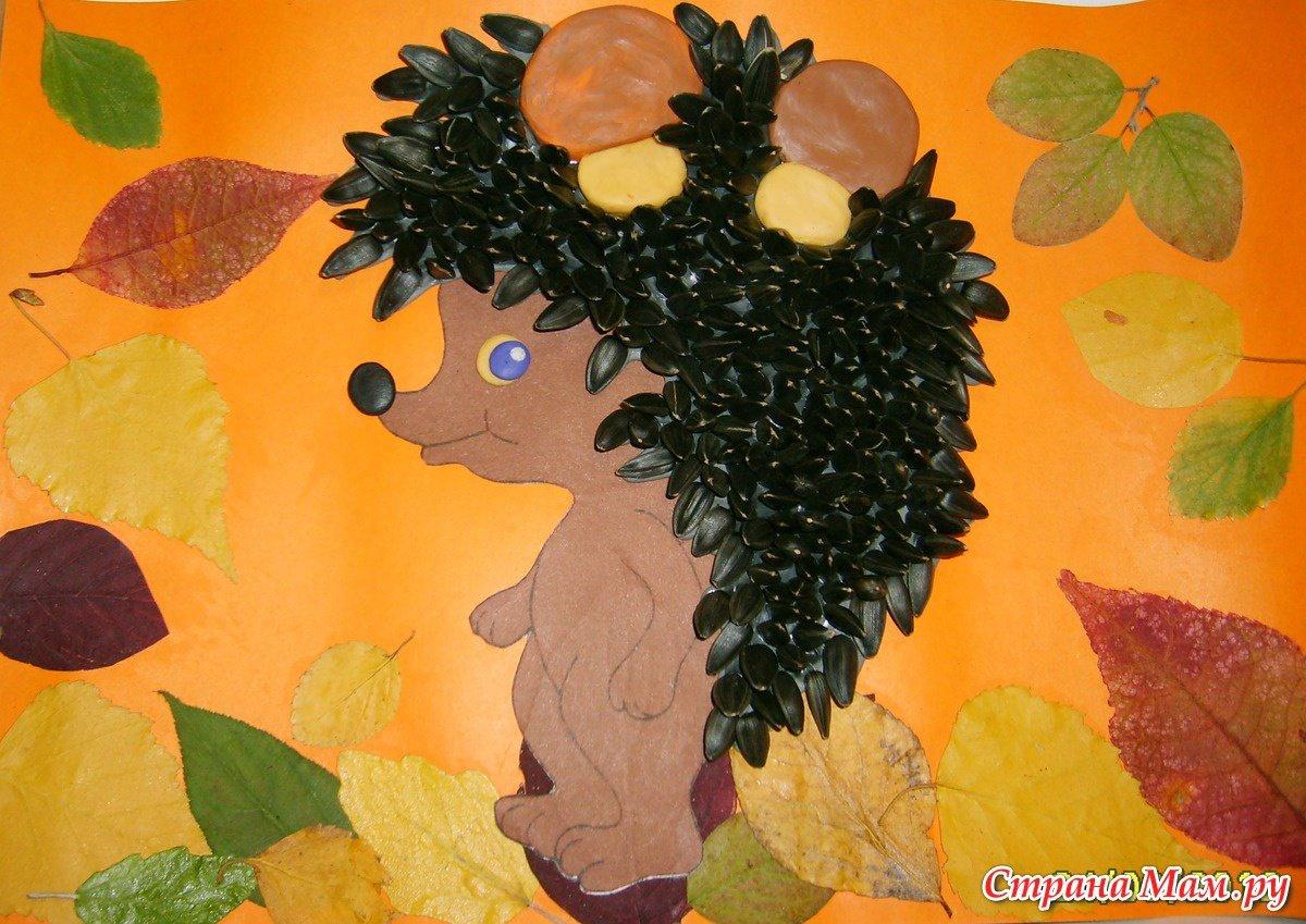Поделки своими руками золотая осень в детский сад